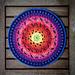 Summer Dreams Mandala pattern