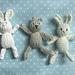 Teeny Tiny Knitted Toys pattern
