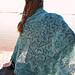 Isolde Shawl pattern