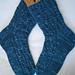 Rattlesnake Creek Socks pattern