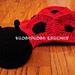 Ladybug Photo Prop pattern