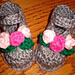 Basic Baby Shoes pattern