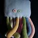 Wonky octopus pattern