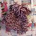 Knitted Pillbox No. 684 pattern