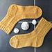 Gold Cove Socks pattern