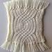 Mug Rug Élégante pattern