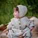 Meadowsweet Sleep Sack and Bonnet pattern