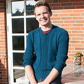 Anton rib sweater