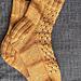 Freckles Women Socks pattern