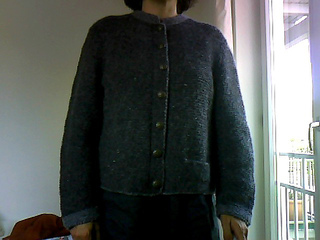 Damenjacke mit Schalkragen, S9392 Gratisanleitung | bayan