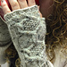 Twisting Cables Mitts pattern
