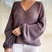Mollis Sweater Blouse pattern