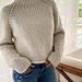 Gallant Sweater pattern