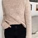 Latte Sweater pattern