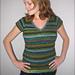Xylem V-neck Sweater pattern