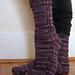 Bitty Twist Socks pattern