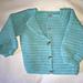 Child size cardigan pattern