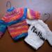 Raglan Sweater Ornament pattern