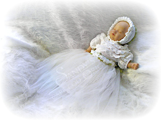 Ravelry 620 Baby Christening Outfit Size 0 6m 6 12m