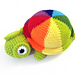 Nina the Rainbow Turtle pattern