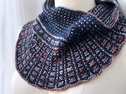 kristine queued Dissent Cowl (knit) by Carissa Browning