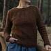 Forest Sweater pattern