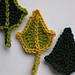 Ivy, Klimop pattern