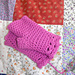 Quick Top-Down Mitts pattern