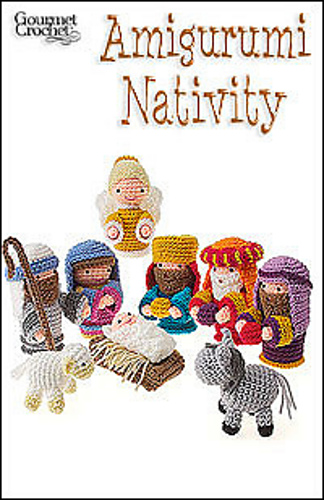 Christmas in July Part 3: Best Crochet Nativity Patterns - Crochet ... | 500x324
