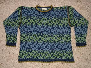 Kashmir pullover