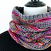 Rainbow Warrior Cowl pattern