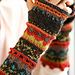 Composed Mitts pattern