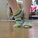 Fabulous Fraternal Stripe Socks pattern