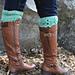 Marian Boot Cuffs pattern