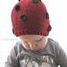 Little Ladybug Hat pattern