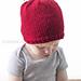 Adorable Apple Hat pattern