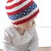 Stars & Stripes Hat pattern