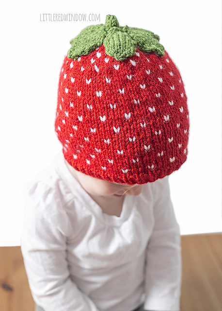 Cute Strawberry Strawberries Pattern Sketchy Bicycle Handlebar Bike Bell