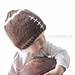 Baby Football Hat pattern