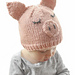 Little Pig Hat pattern