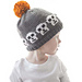Halloween Skull Hat pattern
