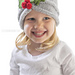 Jolly Holly Hat pattern