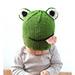 Funny Frog Hat pattern