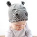 Happy Hippo Hat pattern
