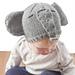 Tiny Elephant Hat pattern