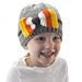 Candy Corn Bow Hat pattern