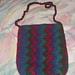 Kureyon Chevron Felted Bag pattern