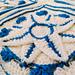 Sapphire Star Granny Square pattern
