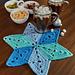 Star Table Mat pattern