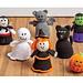Halloween Bowling Set pattern